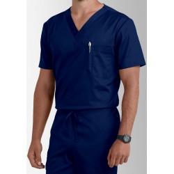 Conjunto Pijama Cirúrgico Scrub Masculino