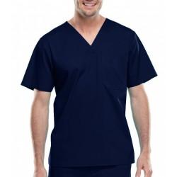 Camisa Pijama Cirúrgico Médico Scrub Masculino